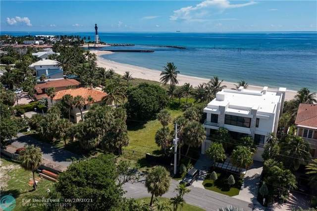 2100 Bay Dr, Pompano Beach, FL 33062 (MLS #F10299724) :: Adam Docktor Group