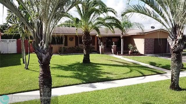 8290 NW 17th Ct, Pembroke Pines, FL 33024 (MLS #F10299740) :: Castelli Real Estate Services