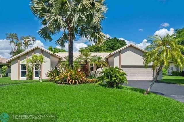 9511 Conch Shell Mnr, Plantation, FL 33324 (MLS #F10300008) :: Castelli Real Estate Services