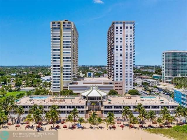 101 Briny Ave #1712, Pompano Beach, FL 33062 (MLS #F10300636) :: Castelli Real Estate Services