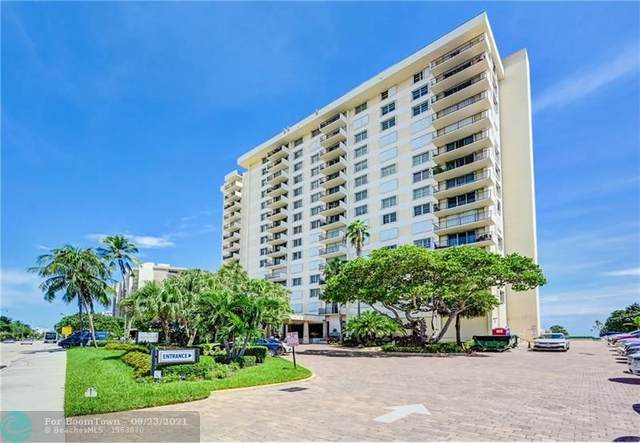 1900 S Ocean Blvd 6N, Lauderdale By The Sea, FL 33062 (MLS #F10300699) :: Castelli Real Estate Services