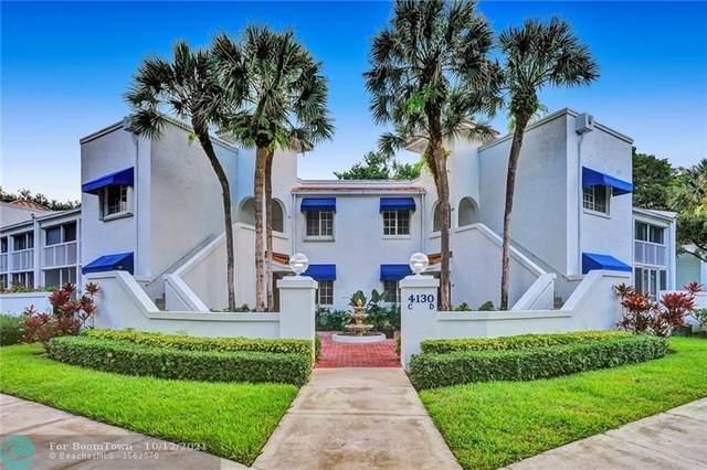 4130 W Palm Aire Drive 301C, Pompano Beach, FL 33069 (MLS #F10300999) :: Castelli Real Estate Services