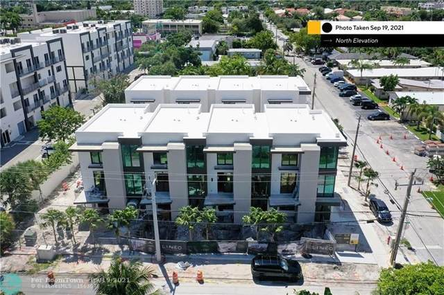 1050 N Victoria Park Rd N3, Fort Lauderdale, FL 33304 (MLS #F10301371) :: Patty Accorto Team