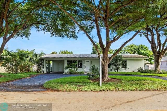2551 NE 18th St, Pompano Beach, FL 33062 (#F10301431) :: Michael Kaufman Real Estate