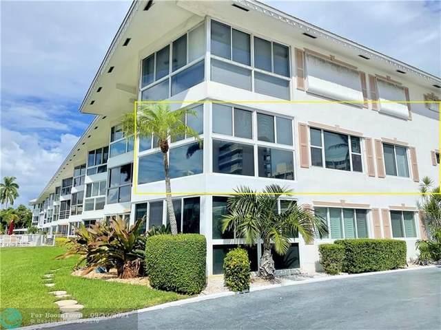 3050 NE 48th St #201, Fort Lauderdale, FL 33308 (MLS #F10301447) :: Patty Accorto Team