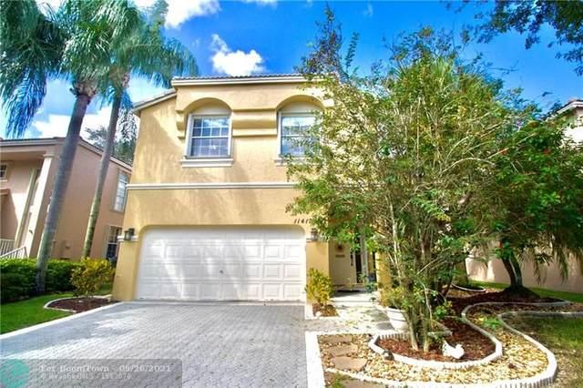 11417 NW 48th Ct, Coral Springs, FL 33076 (MLS #F10302087) :: Adam Docktor Group