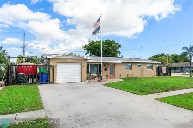 307 SE 14th Pl, Deerfield Beach, FL 33441 (#F10302240) :: Posh Properties