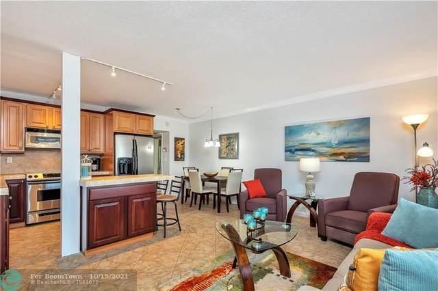 3200 NE 7th Ct 102A, Pompano Beach, FL 33062 (MLS #F10302421) :: Castelli Real Estate Services