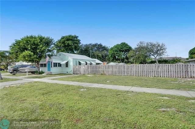 307 NE 11th Ave, Pompano Beach, FL 33060 (#F10302422) :: Michael Kaufman Real Estate