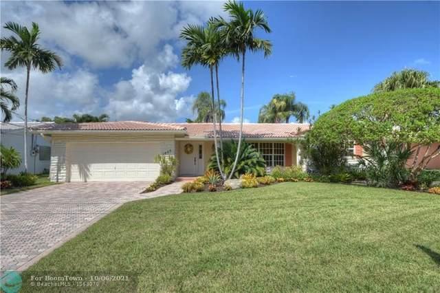 1455 NE 56th Ct, Fort Lauderdale, FL 33334 (#F10302686) :: Heather Towe | Keller Williams Jupiter