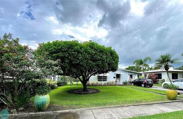 1429 NE 17th Way, Fort Lauderdale, FL 33304 (#F10302736) :: Heather Towe | Keller Williams Jupiter
