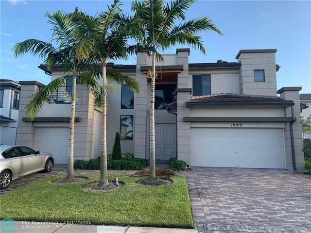 10910 N Shore St, Parkland, FL 33076 (#F10302792) :: Baron Real Estate