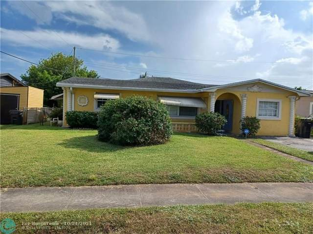 3610 NW 28th Ct, Lauderdale Lakes, FL 33311 (MLS #F10302855) :: Castelli Real Estate Services
