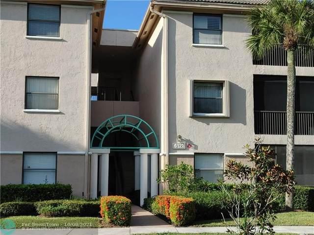 4121 Coral Tree Circle #132, Coconut Creek, FL 33073 (#F10303193) :: Baron Real Estate