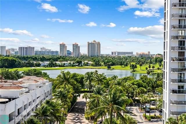20505 E Country Club Dr #938, Aventura, FL 33180 (MLS #F10303417) :: The MPH Team