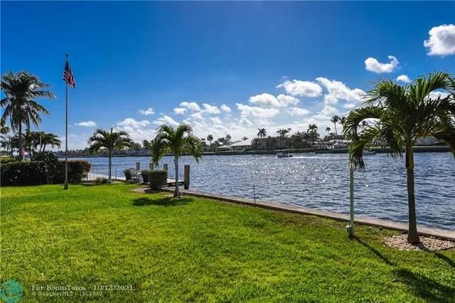 743 N Riverside Dr 6B, Pompano Beach, FL 33062 (MLS #F10303546) :: Castelli Real Estate Services