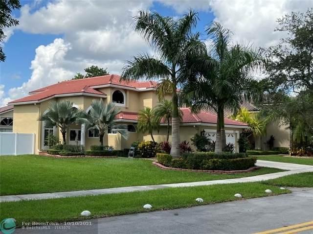 972 SW 176th Ave, Pembroke Pines, FL 33029 (#F10303570) :: Baron Real Estate
