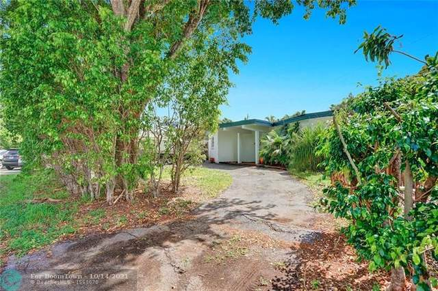 3780 NW 5th Ave, Oakland Park, FL 33309 (#F10303590) :: Baron Real Estate