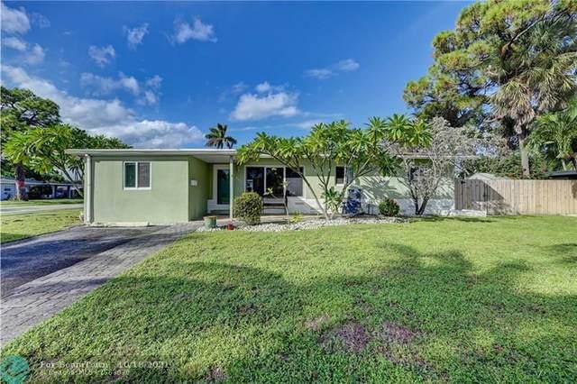 235 SW 13th St, Pompano Beach, FL 33060 (#F10303684) :: Baron Real Estate