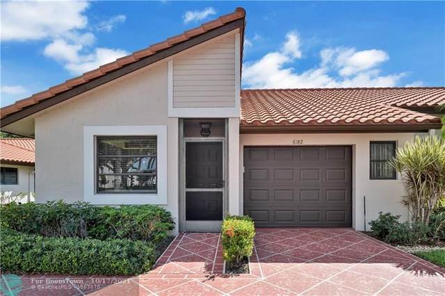 6182 Pointe Regal Cir, Delray Beach, FL 33484 (MLS #F10303797) :: GK Realty Group LLC