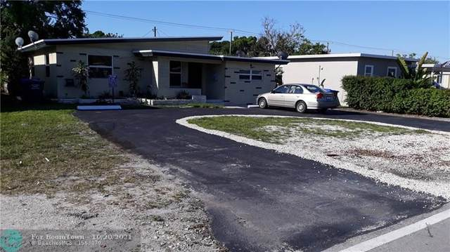 2446 Johnson St, Hollywood, FL 33020 (MLS #F10304052) :: The MPH Team