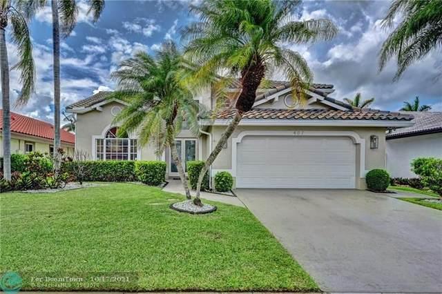 407 SE 6th St, Dania Beach, FL 33004 (MLS #F10304074) :: Berkshire Hathaway HomeServices EWM Realty