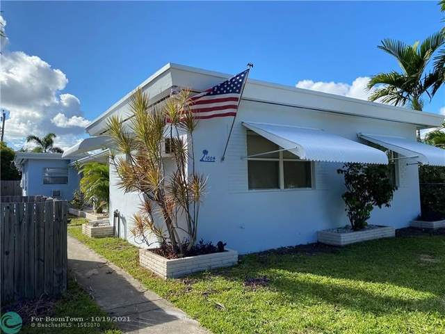 1004 N 16th Ave, Hollywood, FL 33020 (MLS #F10304189) :: Green Realty Properties
