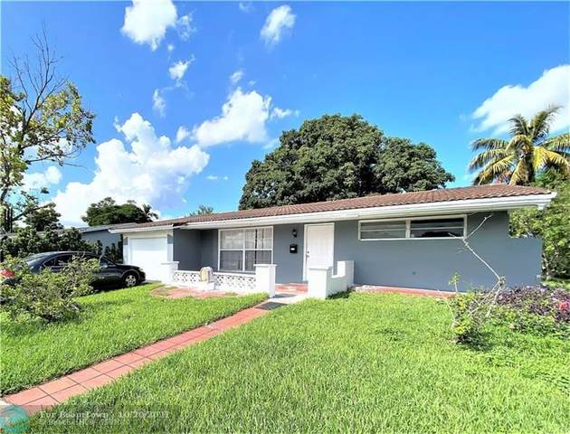 8301 NW 25TH CT, Sunrise, FL 33322 (#F10304325) :: Baron Real Estate