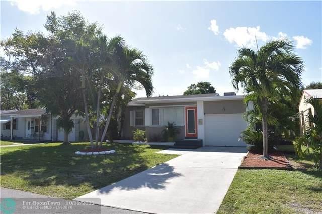 2422 Roosevelt St, Hollywood, FL 33020 (MLS #F10304497) :: Castelli Real Estate Services