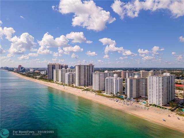 3750 Galt Ocean Dr #306, Fort Lauderdale, FL 33308 (#F10304584) :: DO Homes Group