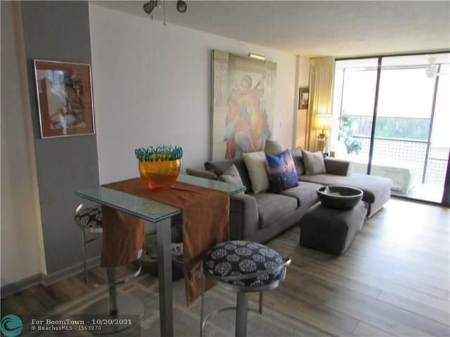 110 W Royal Park Dr 1D, Oakland Park, FL 33309 (MLS #F10304839) :: The Mejia Group | LoKation Real Estate