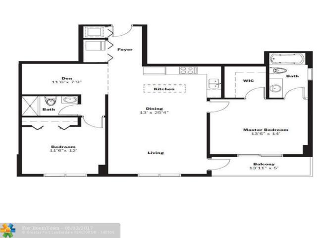 31 SE 6th St #1607, Miami, FL 33131 (MLS #F1370682) :: Green Realty Properties