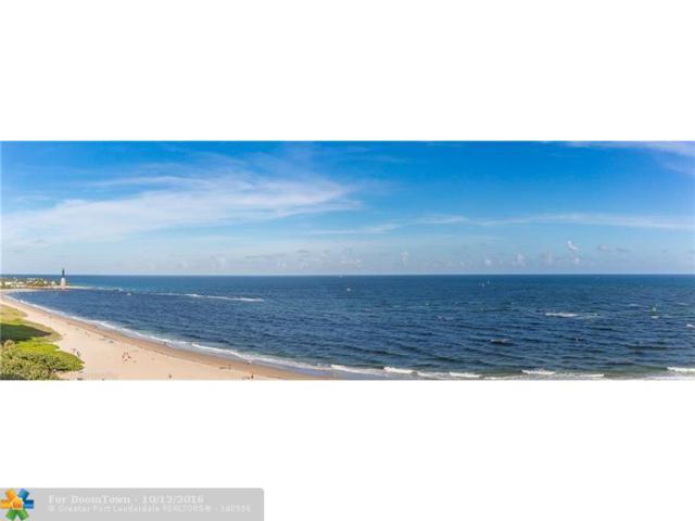 1500 N Ocean Blvd #302, Pompano Beach, FL 33062 (MLS #F10012650) :: Green Realty Properties