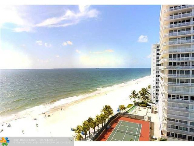 4040 Galt Ocean Dr #1016, Fort Lauderdale, FL 33308 (MLS #F10021375) :: Castelli Real Estate Services