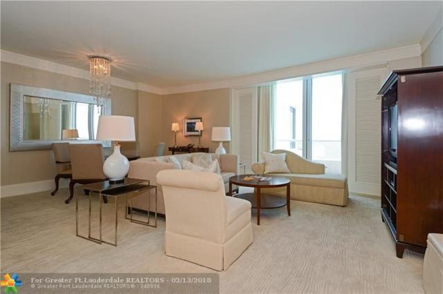 1 N Fort Lauderdale Beach Blvd #1705, Fort Lauderdale, FL 33304 (MLS #F10028418) :: Green Realty Properties