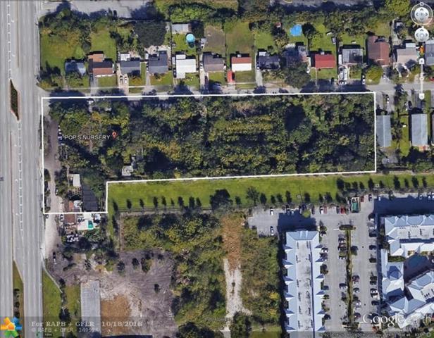 2807 N University Drive, Hollywood, FL 33024 (MLS #F10029201) :: Green Realty Properties