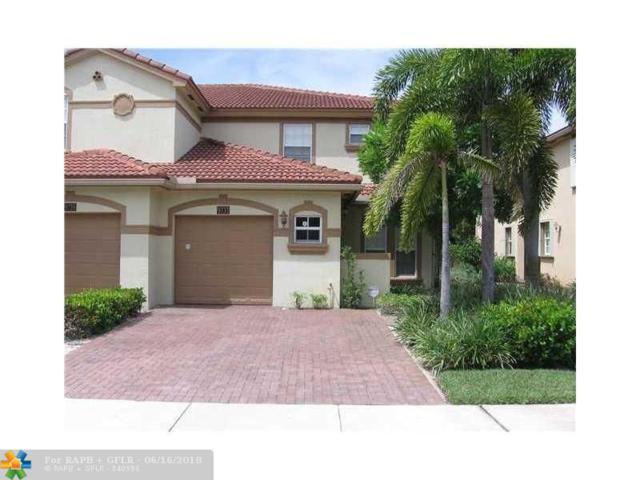 9733 Darlington Pl #9733, Cooper City, FL 33328 (MLS #F10031365) :: Green Realty Properties