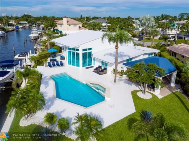 1590 SE 8th St, Deerfield Beach, FL 33441 (MLS #F10032009) :: Green Realty Properties
