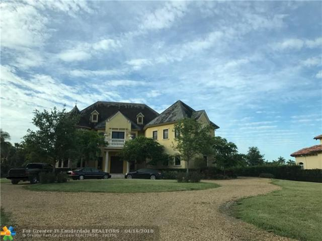 12610 SW 20th St, Davie, FL 33325 (MLS #F10072263) :: Green Realty Properties