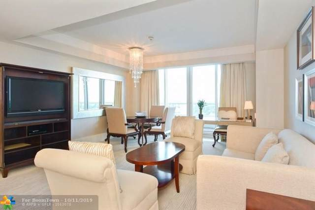 1 N Fort Lauderdale Beach Blvd #1510, Fort Lauderdale, FL 33304 (MLS #F10073068) :: The O'Flaherty Team