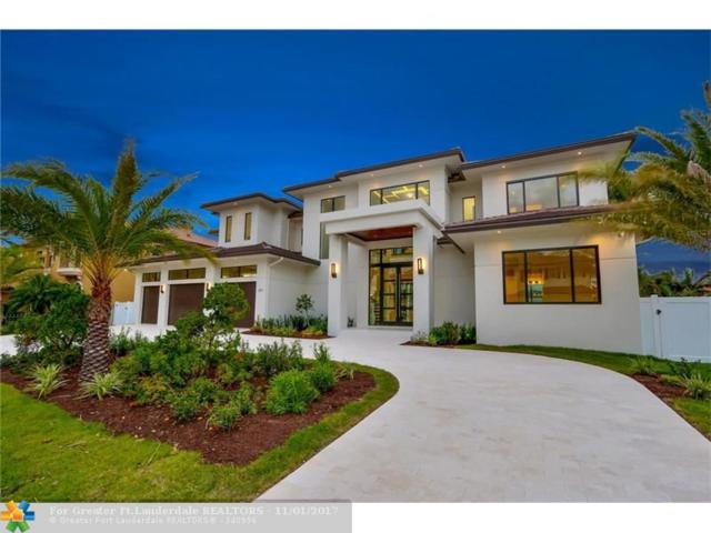 2431 NE 32nd Ct, Lighthouse Point, FL 33064 (MLS #F10085069) :: Green Realty Properties