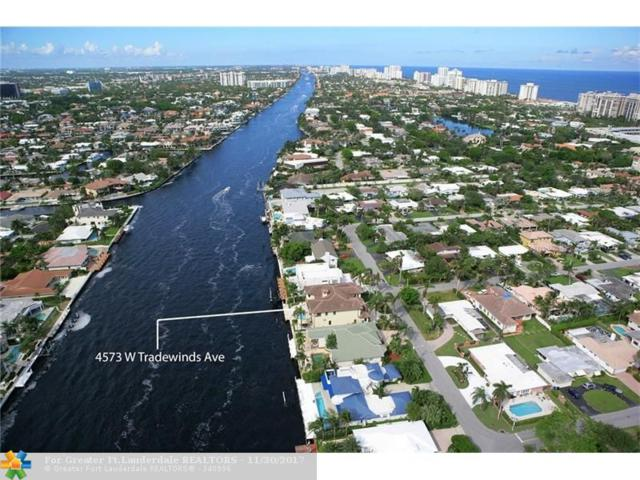 4573 W Tradewinds Ave, Lauderdale By The Sea, FL 33308 (MLS #F10089710) :: Green Realty Properties