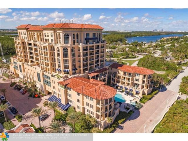 3501 N Ocean Dr 8D, Hollywood, FL 33019 (MLS #F10090716) :: Green Realty Properties