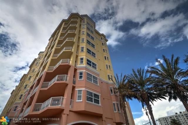 1395 S Ocean Blvd #203, Pompano Beach, FL 33062 (MLS #F10091043) :: Green Realty Properties