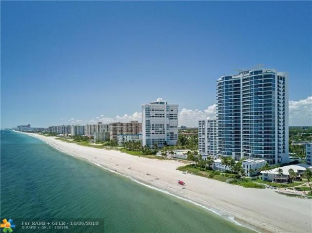 1600 S Ocean Blvd #1802, Pompano Beach, FL 33062 (MLS #F10092648) :: Green Realty Properties