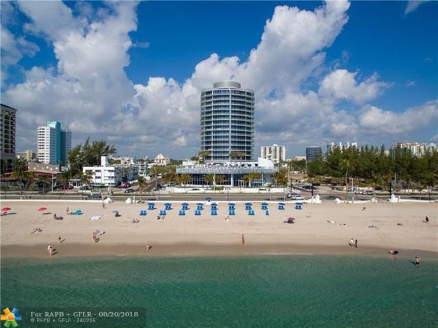 701 N Fort Lauderdale Beach #504, Fort Lauderdale, FL 33304 (MLS #F10093552) :: Green Realty Properties