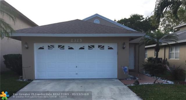 2325 NW 34th Ter, Coconut Creek, FL 33066 (MLS #F10097505) :: Green Realty Properties