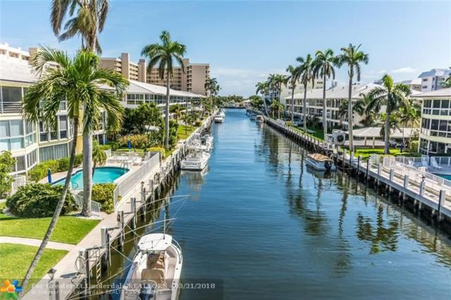 4770 Bayview Drive #308, Fort Lauderdale, FL 33308 (MLS #F10100390) :: Green Realty Properties
