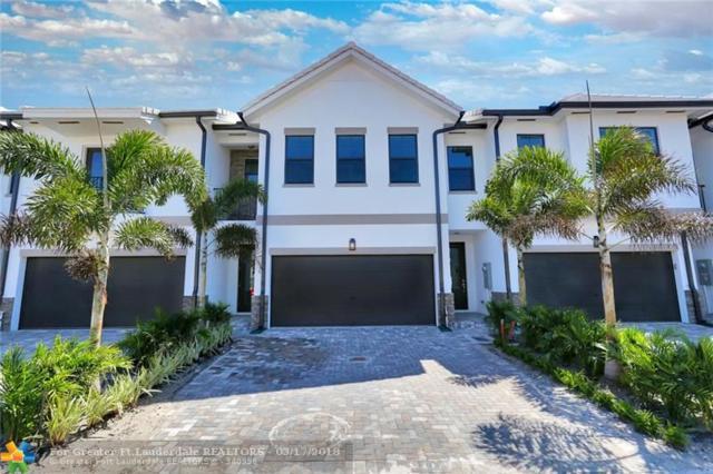4430 SW 32 #51, Fort Lauderdale, FL 33312 (MLS #F10103532) :: Green Realty Properties