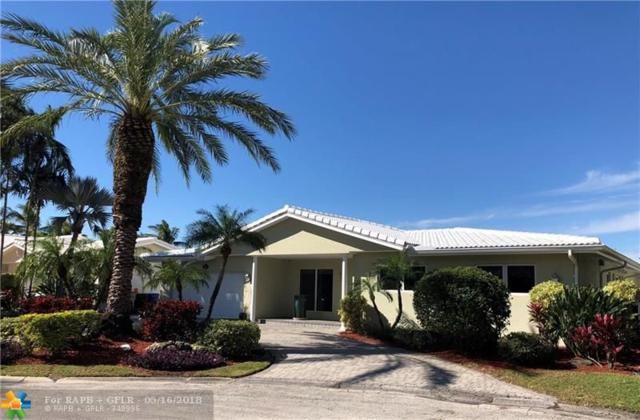 3261 NE 56th Ct, Fort Lauderdale, FL 33308 (MLS #F10104773) :: Green Realty Properties